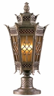 Corbett 58-82 Avignon 3 Light 26 inch Outdoor Post Light