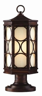Corbett 61-83 Holmby Hills 1 Light Outdoor Post Lantern