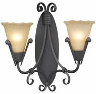 PLC 72322-ORB Versailles 2-Light Wall Lamp in Oil Rubbed Bronze