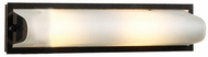 PLC 782-ORB Classic Rialto 15.25 inch Contemporary Bathroom Light