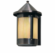 Arroyo Craftsman BS-6R Berkeley Craftsman Outdoor Wall Sconce - 9.25 inches tall