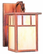 Arroyo Craftsman HB-4L Huntington Craftsman Outdoor Wall Sconce - 8.75 inches tall
