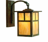 Arroyo Craftsman MB-7 Mission Craftsman Outdoor Wall Sconce - 11.625 inches tall