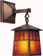 Arroyo Craftsman RB-10 Raymond Craftsman Outdoor Wall Sconce - 21.75 inches tall