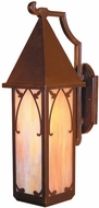 Arroyo Craftsman SGB-10 Saint George Craftsman Outdoor Wall Sconce - 10 inches wide