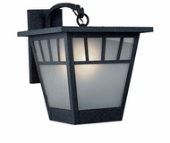 Arroyo Craftsman SB-7 Savannah Craftsman Outdoor Wall Sconce - 7.5 inches wide