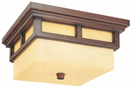 Troy C3080cb Cottage Grove Flush Mount Outdoor Overhead Light Fixture