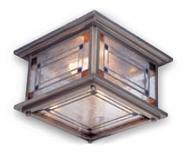 Troy CAC6899AN Brookfield Outdoor Flush Mount Ceiling Light