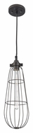 Feiss P1271ORB Urban Renewal Transitional 19 Inch Tall Oil Rubbed Bronze Hanging Pendant Lamp