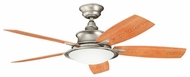 Kichler 310104NI Cameron 52  Home Ceiling Fan in Brushed Nickel