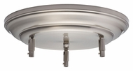 Feiss CK-RD-12.5-BS Brushed Steel 12 Inch Diameter Canopy Kit