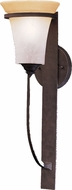 Kichler 9336-DBK Meredith Distressed Black 30 inch Colonial Outdoor Sconce Exterionce