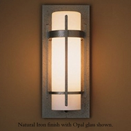 Hubbardton Forge 30-5892 Banded Outdoor Small Sconce