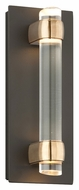 Troy BL3751 Utopia Small 12 Inch Tall Contemporary LED Outdoor Sconce