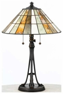 Quoizel JD601TVA Garrett Table Lamp