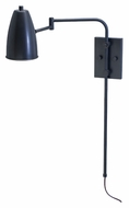 House of Troy C175-OB Cambridge Oil Rubbed Bronze Swing Arm Wall Mounted Lamp - Transitional