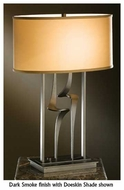 Hubbardton Forge 272815 Antasia Oval Table Lamp