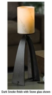 Hubbardton Forge 272703 Formae Short Glass Candle Table Lamp