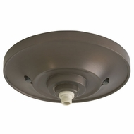 Tech 600FJ4RF Lighting FreeJack Round Flush Canopy