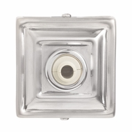 Tech 600FJ2SQ67 Lighting FreeJack 2 Inch Square Flush Canopy