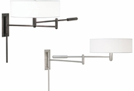 Sonneman 7002 Perno Contemporary Wall Swing Arm Lamp