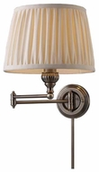 ELK 112131 Pleatings Swing Arm Lamp
