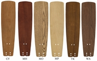Fanimation Fans B5133 22  Standard Reversible Wood Blade Set - 3 Colors