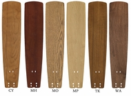 Fanimation Fans B6133 26  Standard Reversible Wood Blade Set - 3 Colors