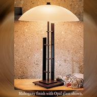 Hubbardton Forge 26-8422 Metra Double Glass Table Lamp