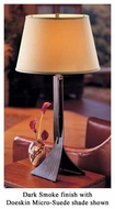 Hubbardton Forge 27-2670 Fullered Impressions Tight Curve Table Lamp