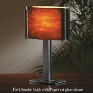 Hubbardton Forge 27-3003 Intersections Glass Table Lamp