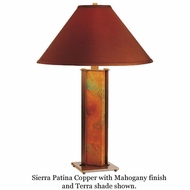 Hubbardton Forge 278234 Elements Copper Core Table Lamp