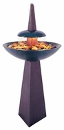 Kenroy Home Equinox Modern Outdoor Floor Fountain