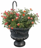 Kenroy Home Flora Traditional Outdoor Floor Fountain