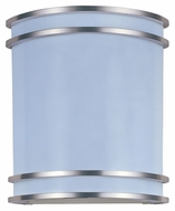 Maxim 85532WTSN Linear EE 10 Inch Tal Satin Nickel Large 2 Lamp Wall Sconce Light Fixture