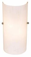 Access 23121-OPL Manhattan�11 Inch Tall Opal Glass Wall Sconce Lighting