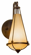 Varaluz 143K01 Two-if-by-sea Colonial Halogen Wall Light Fixture - 13 Inches Tall