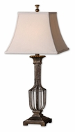 Uttermost 26262 Anacapri 30 Inch Tall Antiqued Gold Leaf Table Lamp Lighting