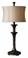 Uttermost 26269-1 Brazoria Oil Rubbed Bronze Bedroom Table Lamp - 31 Inches Tall