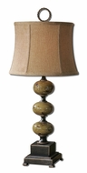 Uttermost 27480 Porano Stacked Porcelain Sphere 30 Inch Tall Lighting Table Lamp