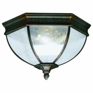 Kichler 9881CMB Warrington Outdoor Ceiling Fixture