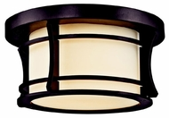 Kichler 49266AZ Courtney Point Exterior Craftsman Flush Mount Ceiling Light