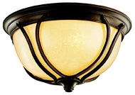 Kichler Pasadena Contemporary Outdoor Ceiling Light