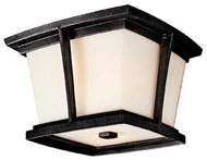 Kichler 49220AVI Brockton Contemporary Outdoor Ceiling Light