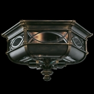 Fine Art Lamps 611682 Warwickshire 11 inch outdoor flush mount
