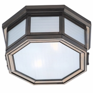 Troy C2000HB Lexington Medium Outdoor Flush-Mount Ceiling Light w/ Flourescent Option