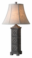 Uttermost 27686 Bartolo 35 Inch Tall Real Banana Tree Bark Table Lamp