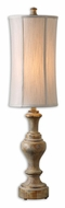Uttermost 29541 Corinaldo 40 Inch Tall Bleached Solid Wood Table Lamp