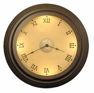 Arroyo Craftsman C225 Berkeley Wall Clock - 24 inch diameter