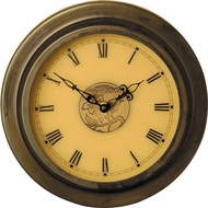 Arroyo Craftsman C140 Pasadena Craftsman Wall Clock - 9.75 inch diameter